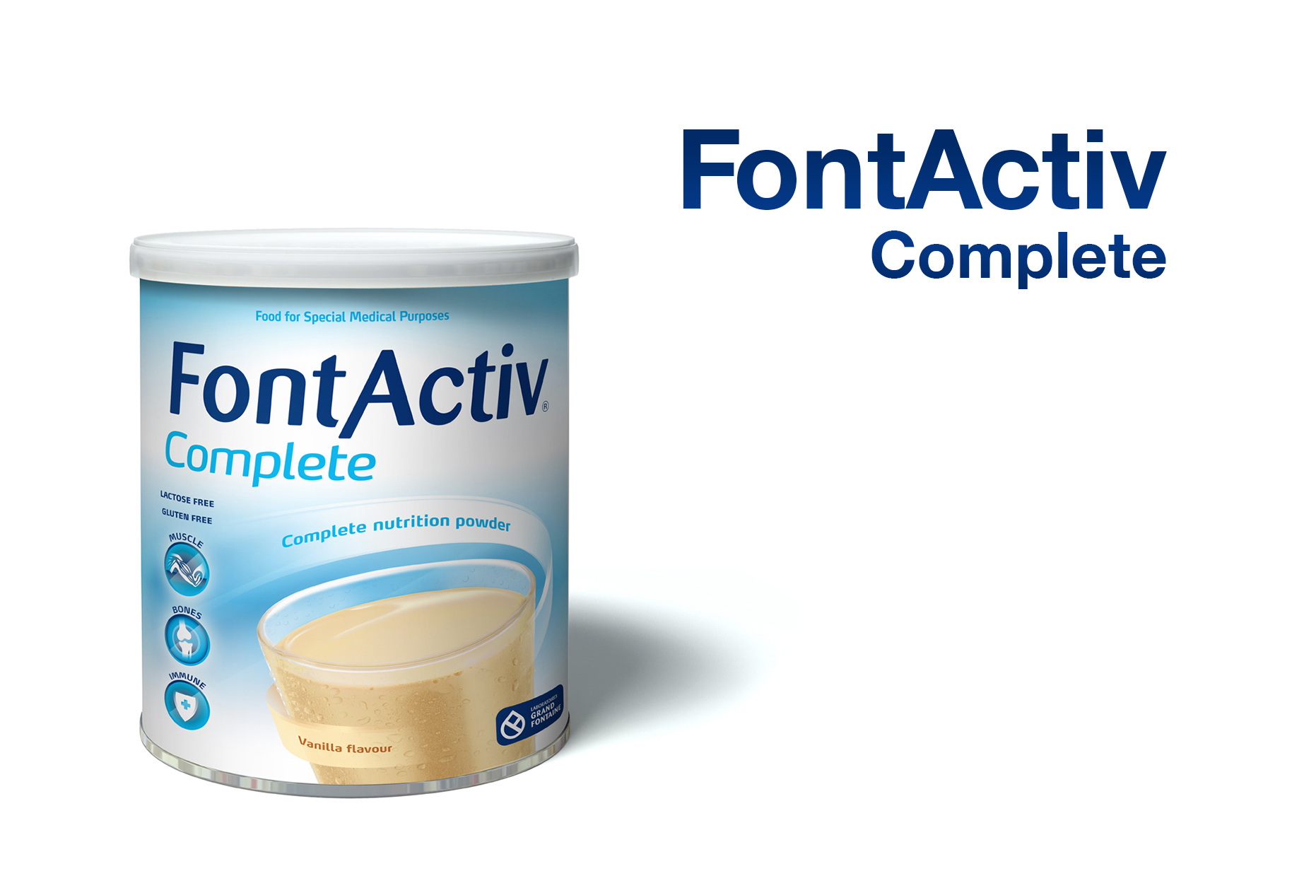 FontActiv Complete Powder Grand Fontaine