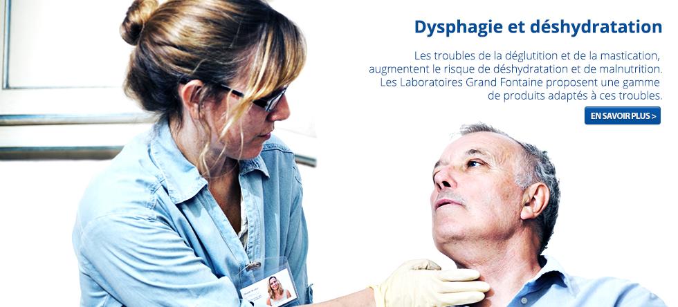 Dysphagie et Déshydratation